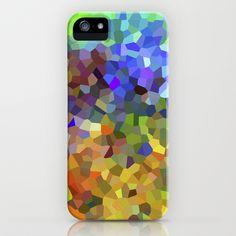 Aquarela_Textura digital  iPhone & iPod Case by Amanda Araujo - $35.00
