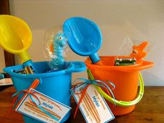 waves/beach/surfing party favors