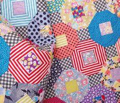 Red Pepper Quilts: Gardenvale Kansas Dugout Quilt - A Finished Quilt
