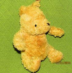 Classic Pooh Musical Plush Stuffed Hang Pull Baby Crib Toy Teddy Bear Winnie Toy #Disney