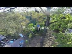 See the beauty of the Roswell Parks firsthand.  www.hospitalityhighway.com