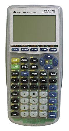TI-83 plus -  (have in circulation)
