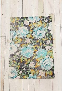 urban outfitters canceled my order for the awesome pink floral rug.  i'm so pissed!  maybe this one would work?