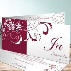 Einladung Hochzeit Vorlage