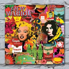 Image result for andy warhol pop art portraits