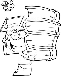 Kindergarten Coloring Pages Free - Free Coloring Sheets Airplane Coloring Pages, Train Coloring Pages, Fish Coloring Page, School Coloring Pages, Horse Coloring Pages, Free Coloring Sheets, Printable Coloring Pages, Coloring Pages For Kids, Coloring Books