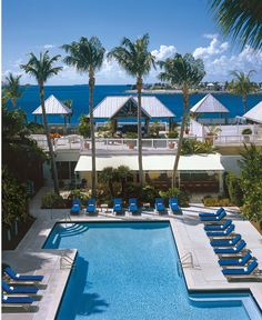 Pool at The Westin Key West Resort & Marina in Key West, Florida. www.westinkeywest... or 866.840.2600 for reservations.