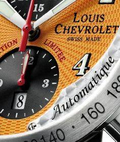 Louis Chevrolet  Modèle 7100, Limited Edition