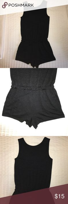 Romper/Cover up Never worn- only tried on. Very soft material GAP Other