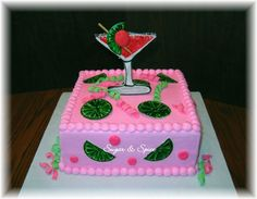 bachelorette party ideas | Cake Ideas For A Bachelorette Party | ifood.tv