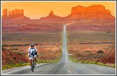beautiful biking photo