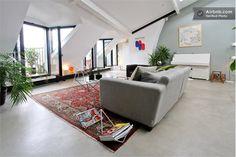 Home tour: un appartement parisien disponible sur Airbnb. Mademoiselle Claudine.