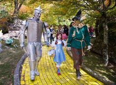 The Land of Oz theme park in Beech Mountain, North Carolina is re-opening for a month this summer, and it's simply magical. Line Dance Songs, The Places Youll Go, Places To Go, Beech Mountain, Land Of Oz, On The Road Again, Local Attractions, Asheville Nc, Charlotte Nc