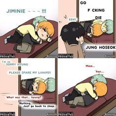 OMO this is so cute~~~~ I'm Jikook for life but awwww!!