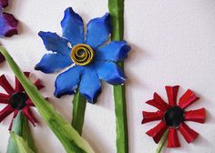 Crumpled Up: How to Make Paper Flowers - CraftStylish