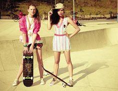 mini e tenis <3