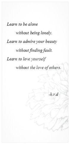 ~ Be beautiful you...
