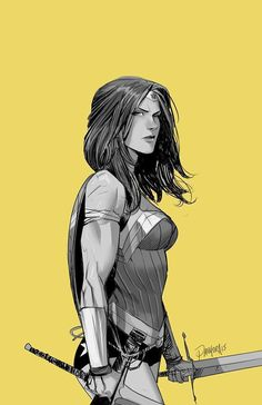 Wonder Woman, by ??