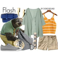 Disney Bound - Flash