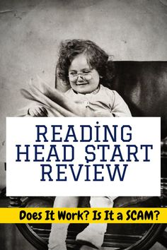 Reading Head Start Review - Does It Work? Is It a SCAM? The Reading Head Start program is a digital program that will help to improve your child's reading skills. Read our full review to see if it is worth it for your child! head start reviews from parents, reading head start vs hooked on phonics, head start reading program, reading head start review, reading head start program reviews, reading head start scam, reading head start sarah shepard, reading head start program free, Reading Practice, Reading Skills, Head Start Programs, Hooked On Phonics, Feeling Dizzy, Does It Work, Learning Process, Read More, Improve Yourself
