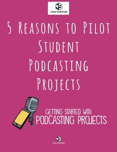 I love the idea of students sharing their voice with an audience. Explore what a podcast is and why your students might want to create their own podcasts. Project Based Learning, Learning Process, Student Learning, Communication Activities, Communication Skills, Cult Of Pedagogy, Ell Students, National Board, Interview Skills
