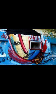Pintura en la calle
