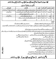 Jobs in Agriculture Department Lahore Pakistan Niab Qasid pay Scale 01 Position 13 Drivers Security Guards Jobs in Agriculture Department Lahore Pakistan
