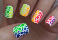 3 esy summer nail art