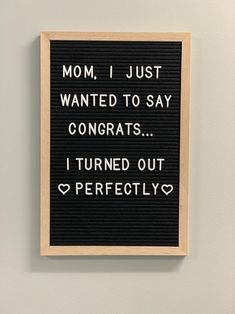Felt Letterboard Cafe Sign - Natural Oak Wood Frame + 290 Letters and Canvas Bag - Products - Word Board, Quote Board, Message Board, Felt Letter Board, Felt Letters, Letterboard Signs, Funny Signs, Sign Quotes, Me Quotes