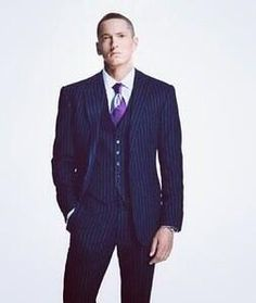 **My favorite look, a man in a suit...who just happens to be a genius with words. ~ Eminem ~ Marshall Mathers