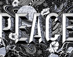 Gemma O'Brien's portfolio, presented by The Jacky Winter Group. Animal Logic, Magdiel Lopez, Fine Arts College, School Murals, Drawing Letters, Australian Artists, Lettering Design, Lettering Art, Wall Art Designs