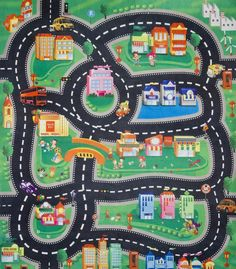 play mat us map - Google Search
