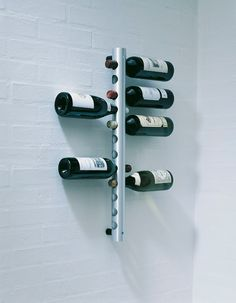 Uchwyt na butelki wina Rosendahl - Rosendahl od Fabryka Form