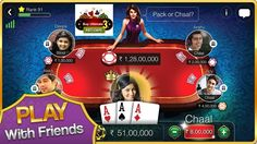Buy Ultimate Teen Patti Chips  Tied of finding website from where you can buy ultimate teen patti chips? look no further, contact us now!