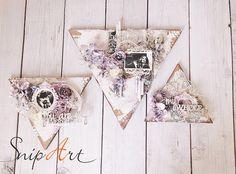Snip Art - Pracownia Artystyczna: Trójkąty / Triangles