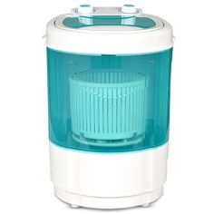 Get 30% OFF ON Branded 3.5kg Dual Mini Washing Machine with Spinning & Drying.