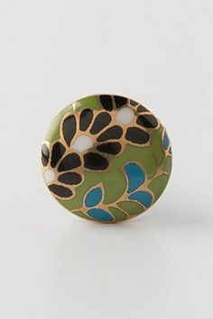 Garden Glory Knob | Anthropologie.eu