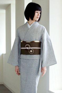 """thekimonogallery: """"Contemporary kimono. Japan """""""