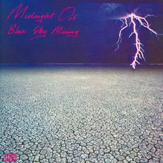 """Midnight Oil: """"Blue Sky Mining"""" (1990) -  summer of 1990, World Cup and this one on cassette. Bedlam Bridge."""