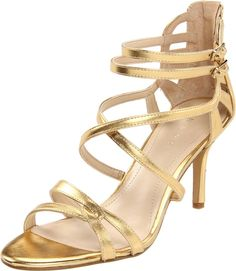 Nine West Women's Goinstead T-Strap Sandal - designer shoes, handbags, jewelry, watches, and fashion accessories | endless.com