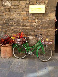 Pelas ruas de Firenze
