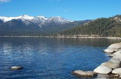 Lake Tahoe - more places I've been