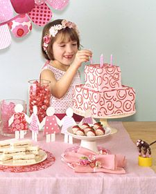 Make your child's next birthday party extra-special by choosing a unique theme for the celebration.