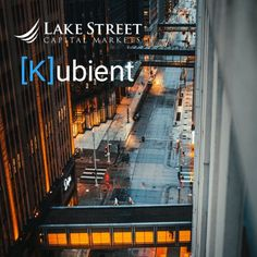 Cloud advertising marketplace @kubient engaged Lake Street Capital Markets, a research-powered investment bank focused on growth companies, to provide Merger & Acquisition services within the advertising technology #adtech ecosystem. #advertising #marketing Growth Company, Investing, Advertising, Clouds, Technology, Marketing, Street, Tech, Tecnologia