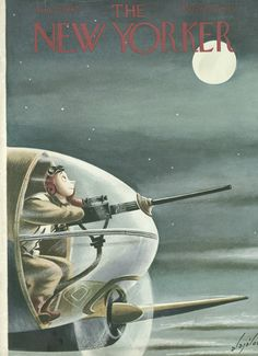 The New Yorker - Saturday, August 22, 1942 - Issue # 914 - Vol. 18 - N° 27 - Cover by : Constantin Alajalov