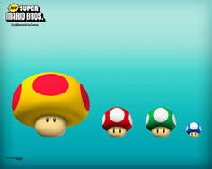 Mushroom Tattoos, Tech Logos, Super Mario, Stuffed Mushrooms, School, Image, Stuff Mushrooms, Schools