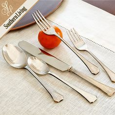 Southern Living Fairhope Flatware 20 Piece Set