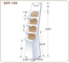 floor display - Buscar con Google Rak Display, Shop Display Stands, Wood Display Stand, Display Boxes, Pop Design, Stand Design, Display Design, Booth Design, Shop Shelving