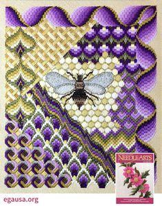 Ambrosia Honey: Stitch-a-long
