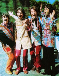 Hippy Beatles